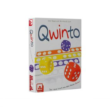 Game Qwinto (German)
