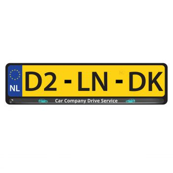 License Plate Doming