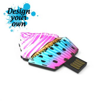 USB Stick Shape Capless